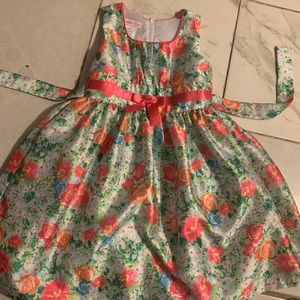 Dress By Jessica Ann girls sz 6